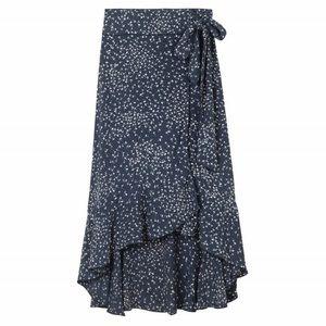 Dresses & Skirts - Ganni Barra Crepe Maxi Skirt